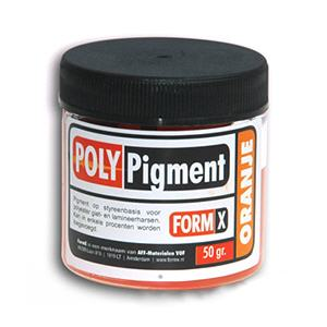 Polyester Pigment
